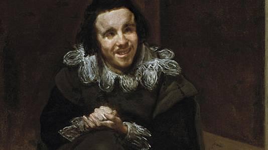 El bufón Calabacillas (Velázquez)