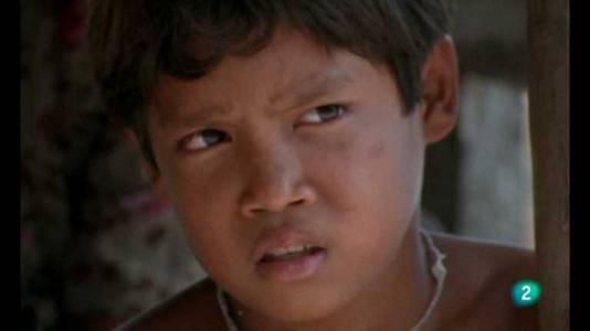 Gitanos del mar de Tailandia