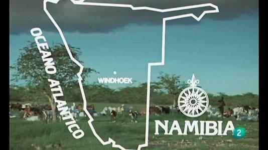 Namibia. Cero horas