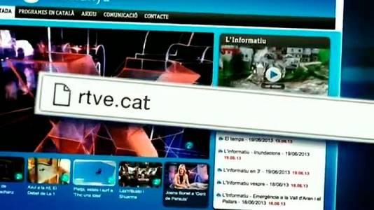 TVE Catalunya - Vídeo promocional rtve.cat