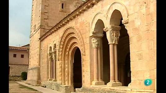 El románico y la repoblación
