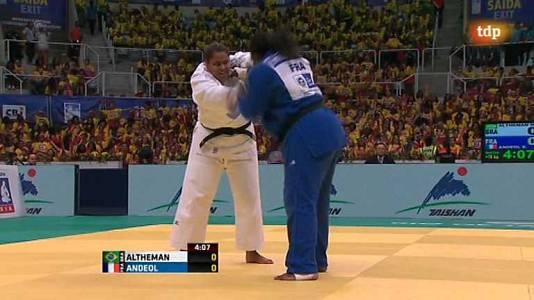 Camp.Mundo Judo: finales ind.
