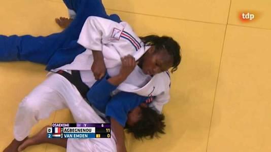 Camp. Mundo de Judo: Finales 1