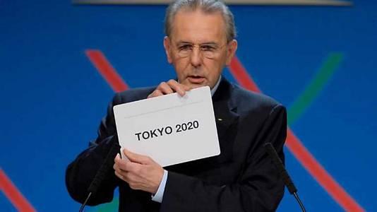 Especial elección sede JJOO 2020