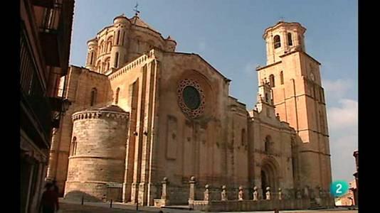 catedrales y colegiatas románicas