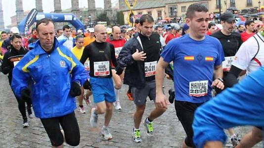 Media Maratón Ciudad de Segovia