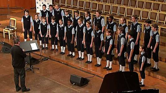 Especial Los chicos del coro - 31/12/13