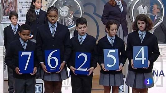Lotería del Niño 2014