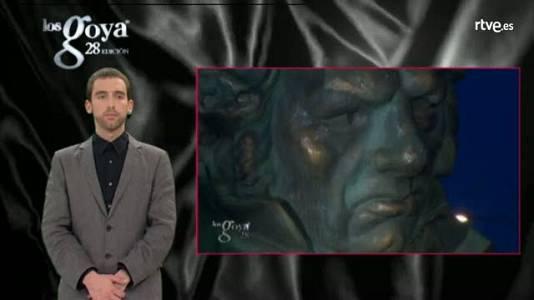 28 Edición Premios Goya en lengua de signos