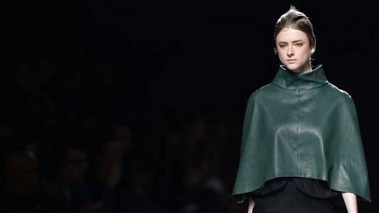 Amaya Arzuaga en Fashion Week