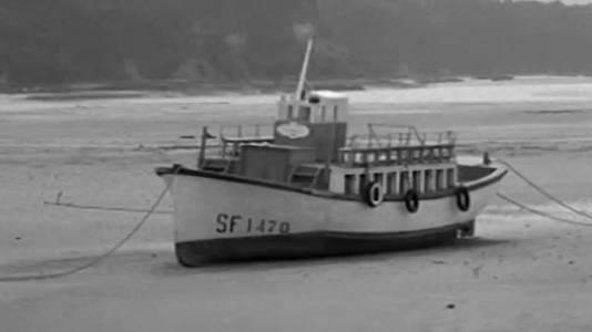 Conozca usted España - La bahía de Santander