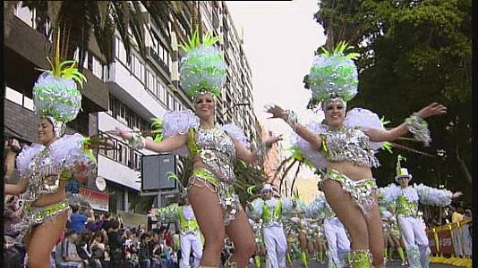 Coso Carnaval de Tenerife 04/03/2014