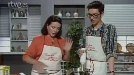 Puré de verduras al comino con Carlos Berlanga