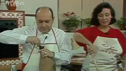Huevos a la flamenca con Juanito Navarro