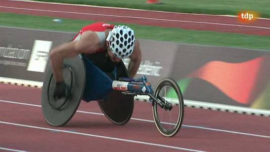 Paralímpicos - 14/08/14