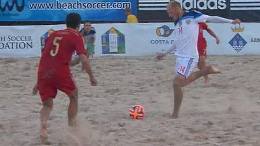 Súperfinal: Final España - Rusia