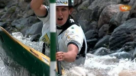Programa 47 - Piragüismo aguas bravas