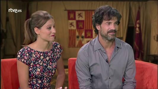 Programa 1: Michelle Jenner y Rodolfo Sancho