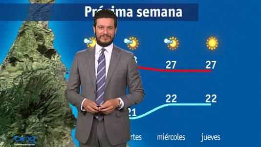 El tiempo en Melilla - 05/09/14