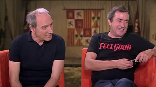 Programa 2: Eusebio Poncela y Jorge Bosch