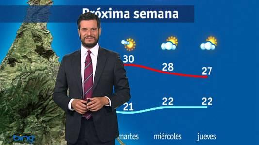 El tiempo en Melilla - 12/09/14