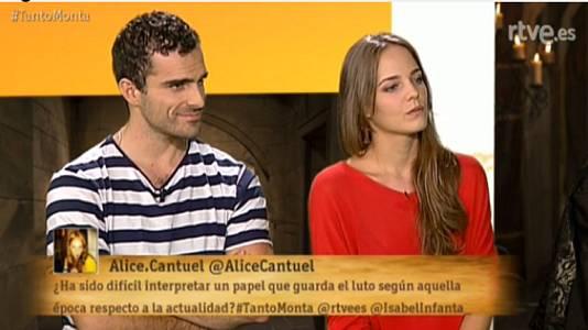 Programa 8: María Cantuel y Borja Luna