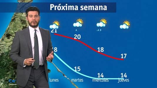 El tiempo en Melilla - 31/10/14