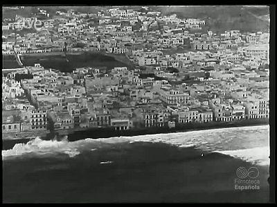 GRAN CANARIA. AVENTURAS DE UNA CAMARA CINEMATOGRAFICA