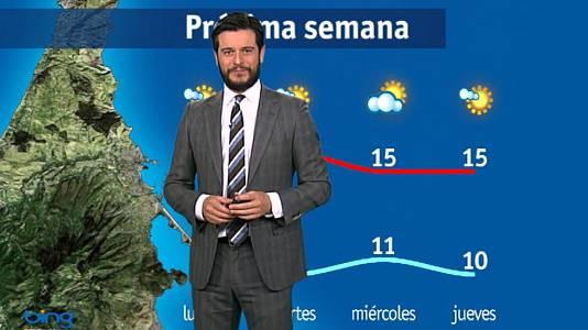 El tiempo en Melilla - 05/12/14