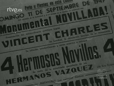 TORERO INGLES VICENT CHARLES