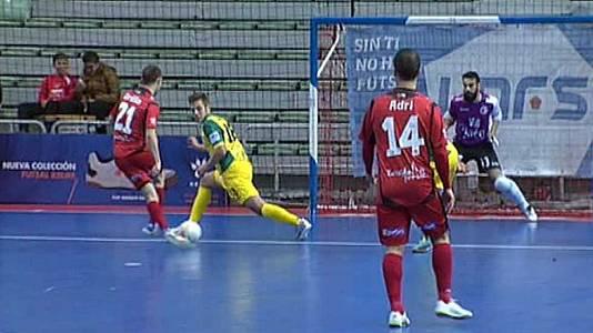 Liga nacional. 17ª jornada: El Pozo Murcia - Jaén Paraíso