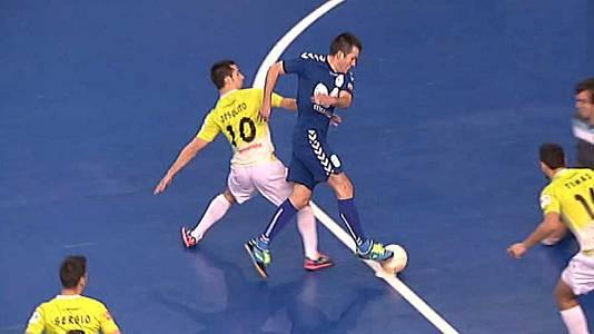 Liga nacional. 18ª jornada: Inter Movistar - Palma Futsal