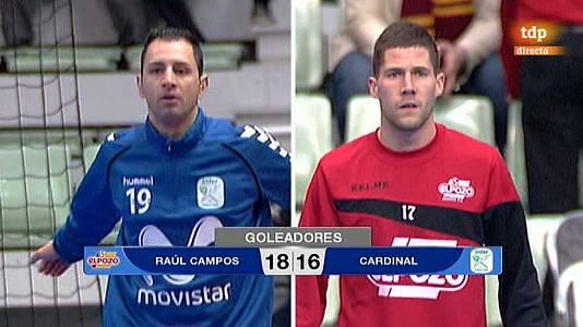 21ª jornada: El Pozo Murcia - Inter Movistar