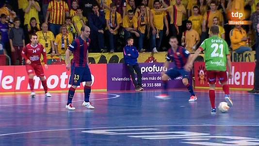 22ª jornada: FC Barcelona - El Pozo Murcia