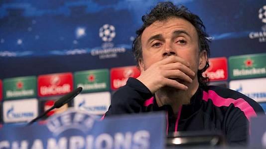 Champions League - Rueda de prensa del FC Barcelona