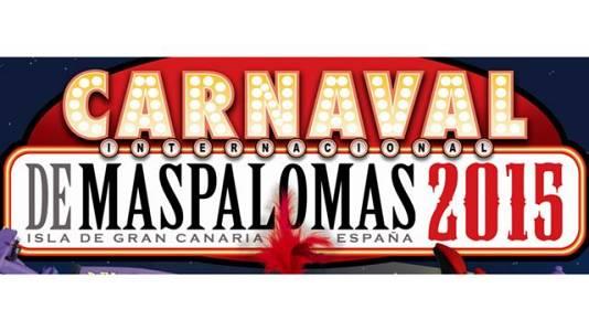 Reina del Carnaval de Maspalomas 2015 - 21/02/15