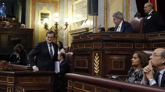 Discurso de apertura de Mariano Rajoy