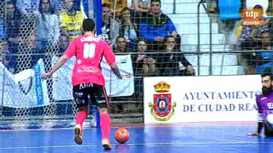 Copa de España. Semifinal: Jaén P.Interior-Burela P.Rubén