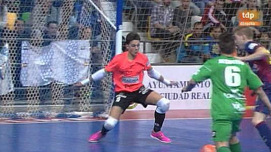 Copa de España. Semifinal: Magna Navarra-FC Barcelona