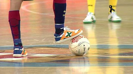 26ª jornada: FC Barcelona - Jaén Paraíso Interior