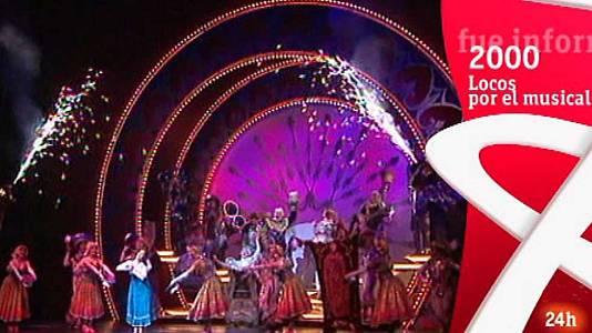 Locos por el musical (2000)