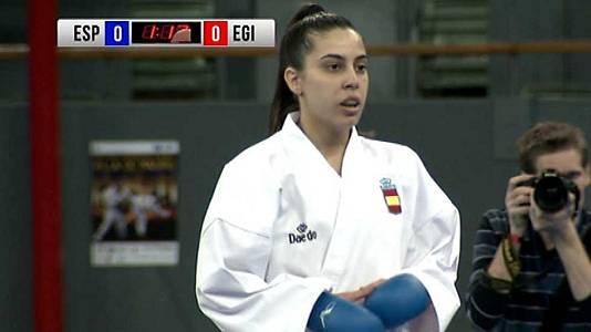 Karate - Trofeo internacional Villa de Madrid