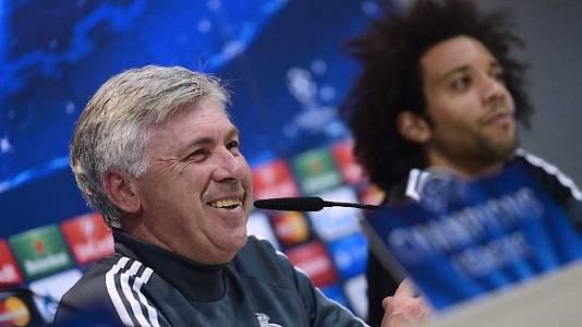 Rueda de prensa Real Madrid