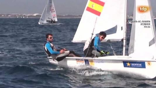 Programa 72 - Vela: Equipo preolímpico español