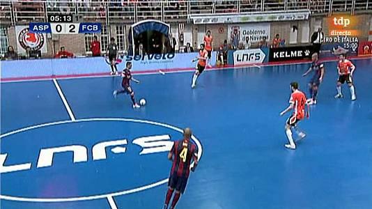 Play-Off 1/4 final: Aspil Ribera de Navarra - FC Barcelona