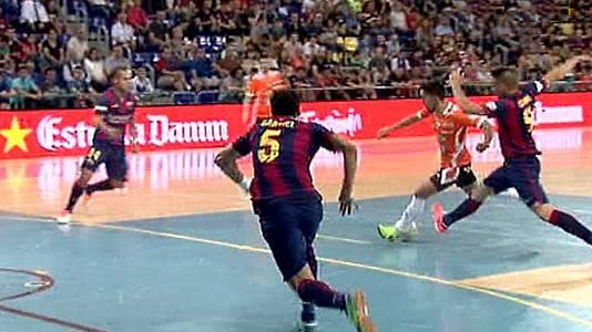 Play-Off 1/4 final: FC Barcelona - Aspil Ribera de Navarra