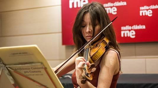 Lina Tur (violín)