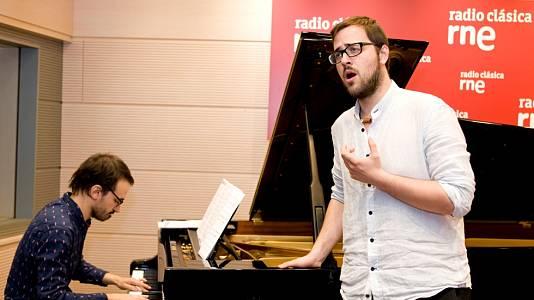 Sebastià Peris (barítono) y Jesús López Blanco (piano)