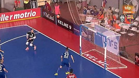 Play Off. Final: Inter Movistar - El Pozo Murcia