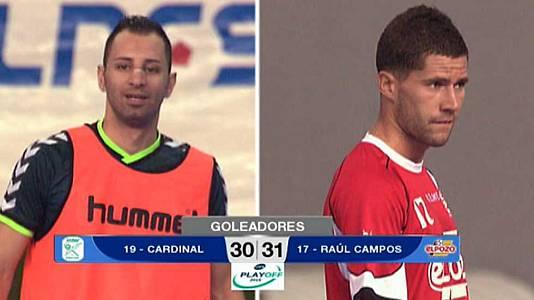 Play Off.Final.2º partido: Inter Movistar-El Pozo Murcia (1)